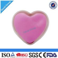 Wiederverwendbare Click Hot Pad Herzform