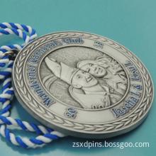 Custom Metal Sport Award Medal Medallion for Souvenir