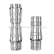 Mechanical mod E cigarette, stainless steel, detachable iron man 2