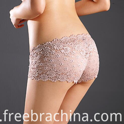 lace thong underwear