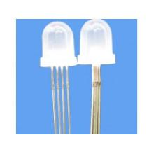 10mm Round 4 Pins RGB LEDs (GNL-10003RGBxx)