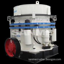 SANME SMS Series Diesel Engine Rock Crushers