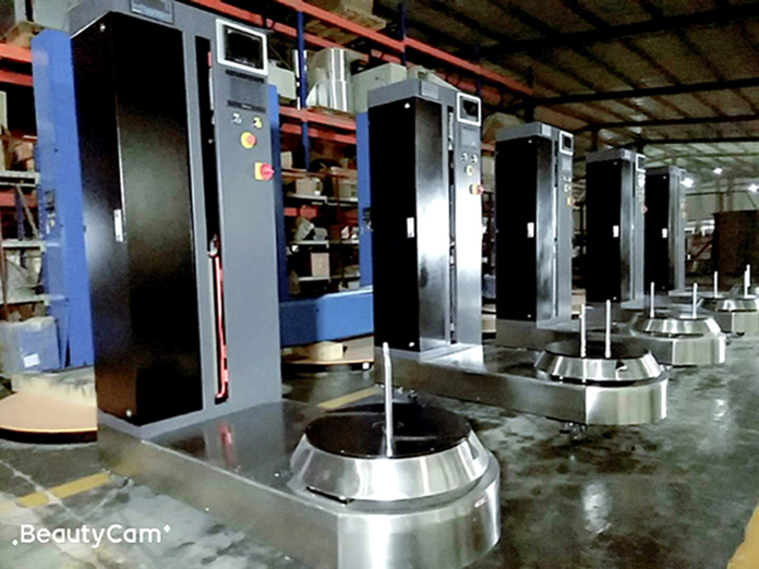 Airport Luggage Wrapping Machine Suppliers