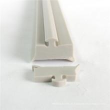 Tiras de borracha de silicone resistente ao envelhecimento para eletricidade