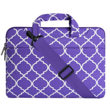2018 Hot Trends Canvas Laptop Bag para Mujeres