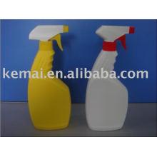 Bouteille de spray de déclenchement de 500 ml