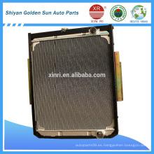 Radiador para camiones de aluminio WG9725530270 para Sintruk Howo A7 Howo 13