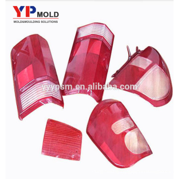 Automotive Lamp Cover Plastic Injection Tooling Mould