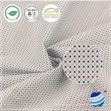Tela de la tela de la popelina del algodón 50x50 100 de la camisa de la tela de la camisa de la tela de la camisa de la tela de la tela de la camisa de la tela de la tela 100%