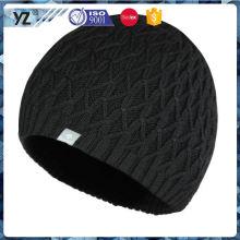Sombrero de punto barato de la venta superior de la fuente de la fábrica del fabricante