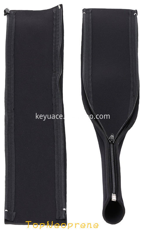Neoprene Cable Sleeve with Zipper