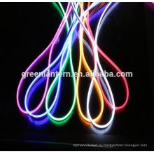 328 футов smd2835 гибкий Водонепроницаемый светодиодный неоновый свет Открытый декоративные мягкий свет с заводской цене