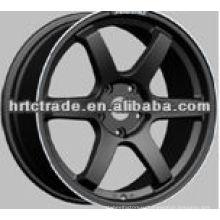 Черный 18-дюймовый колесо bbs для bmw