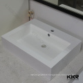 solid surface basin price counter top wash basin bathroom sink