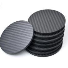 CNC-Schneiden von Kohlefaserplatten / -platten / -platten / -platten