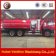 4, 000 Gallonen Wassertank Feuerwehrauto