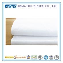 No tela de forro de algodón Strech-White para textiles para el hogar