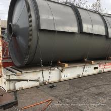 Máquina de reciclagem de resíduos de borracha Lanning