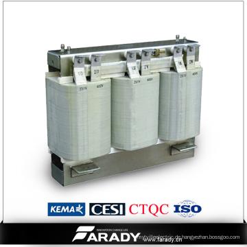 75kVA 3-phasiger Solarenergie-Reaktor-Transformator für PV-Anlage