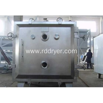 High quality vacuum heat sensitive materials drying machine for sale