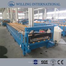 IBR-Dachmaschinen-Walzenformmaschine