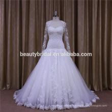 HARLEI simple bretelles une ligne robe de mariée