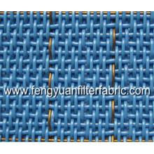 Malha antiestática de poliéster de alta qualidade para a confecção de pano não tecido