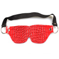 Eye Mask Red Adult Sex Toy Crocodile Grain Online Shopping China Good Quality Sex Tool