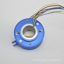 Контактное кольцо для сквозного отверстия с разъемом Ethernet