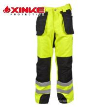 Pantalones de trabajo EN 116112 con resistencia a la llama