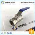 JKTL1B030 controle remoto 1 pc encaixe de válvula de esfera de aço inoxidável de 90 graus