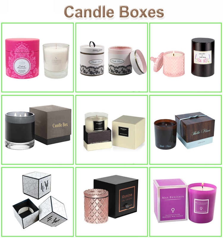 Candle box style-2