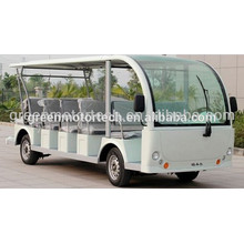 23 Sitze günstiger Shuttle-Bus mit CE-Zertifizierung