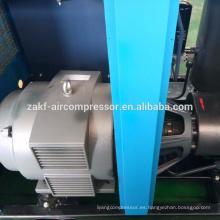 compresor de aire rotatorio del compresor de aire del tornillo de la fuente de alimentación de la CA 45kw 60hp
