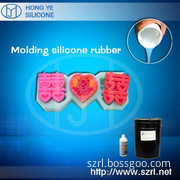 Condensation Silicone Rubber For Soap Mold making