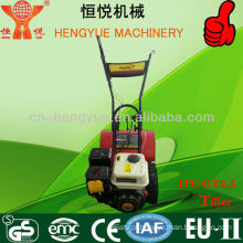 HY-GT6.5power leme leme jardim rebento da gasolina CE aprovado