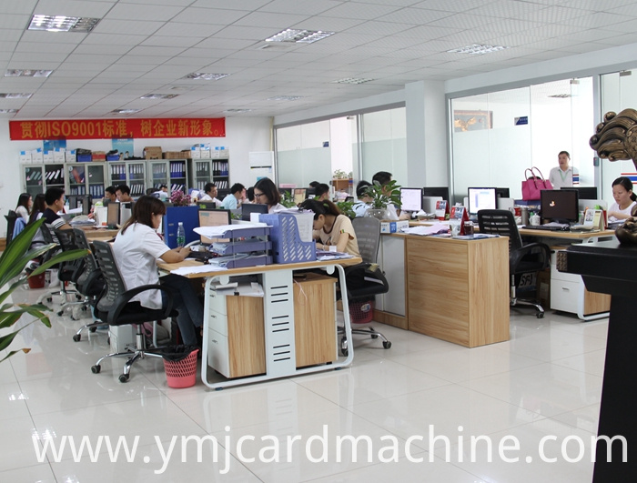 Smart Card Machine Company