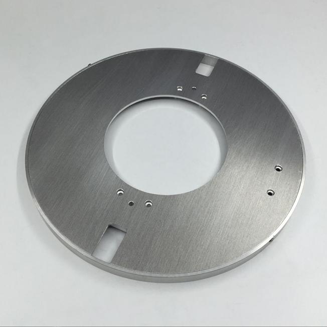 CNC 6061 aluminum
