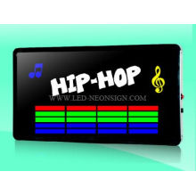 Carteleras LED rectangulares de exterior (HIP-HOP-1)