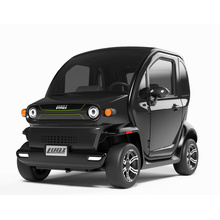 Two Seats Mini Four-Wheel Electric Car With Air-condition
