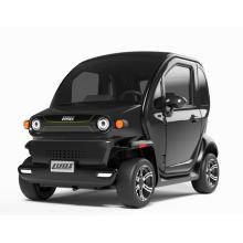 Двухместный четырехколесный мини-электромобиль с кондиционером