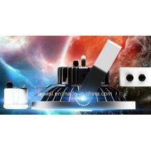 Luz alta da baía do diodo emissor de luz do UFO do sensor de movimento IP65 para o armazém