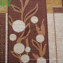Tecido de sofá/cortina/estofa de chenille Jacquard (G44-2710)