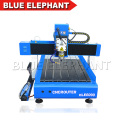 Hot sale !! China portable 1.5kw water cooling spindle 6090 small metal engraving cnc machine for sale in dubai