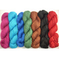 20% Wool 80% Bamboo Fiber Linen Viscose Blended Yarn