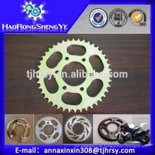 Motorrad-Kettenrad und Ketten-Set (Fabrik Direktverkauf)