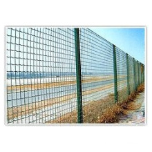 Galvanized/ PVC Coated Euro Fence