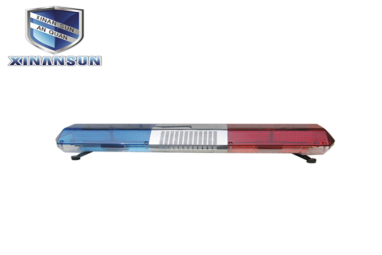 Police Vehicle Roof Strobe Light Bar