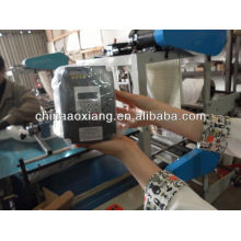 Computer control rolling T-shirt & flat bag making machine manual paper bag making machine