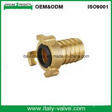 Brass External Thread Joint Oring Hose Fitting (AV-BF-7029)